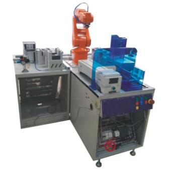 工业机器人工作站安装与调试实训平台