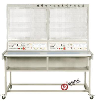 TYWXG-1C型  维修电工技能实训考核装置(网孔板、双组型)