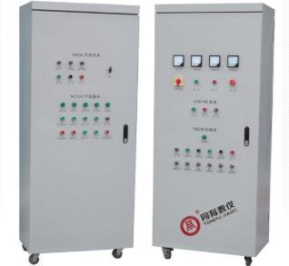 TYJCK-760D型 机床电气技能实训考核鉴定装置(柜式双面、四合一)