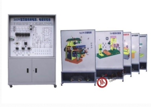TYXKF-768型 机床电气电路仿真实训考核装置