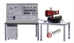 TYBS-X62W型 万能铣床电气技能实训考核装置(半实物)