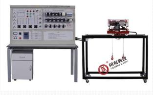 TYBS-20/5t型 桥式起重机电气技能实训考核装置(半实物)