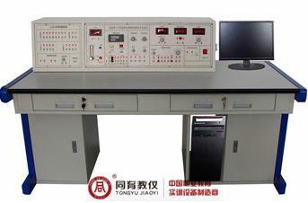 TYKJCSY-2000D-II型 创新传感器检测技术实验台