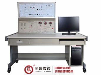TYKJCSY--2000DII型  创新传感器检测技术实验台