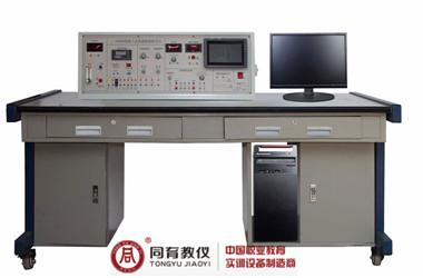TYKJCSY-4000型 基于嵌入式平台的传感器测控平台