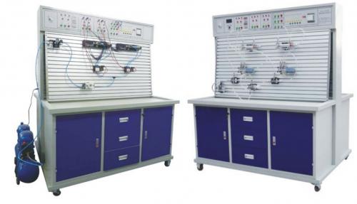TY-YQ型 液压气动PLC综合控制教学实验台