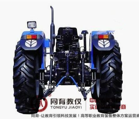 ATE-9010型 拖拉机四轮驱动系统实训台