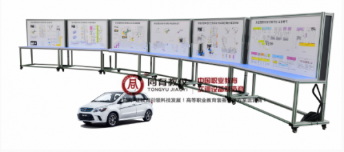 NEVTE-8019型  新能源汽车教学平台