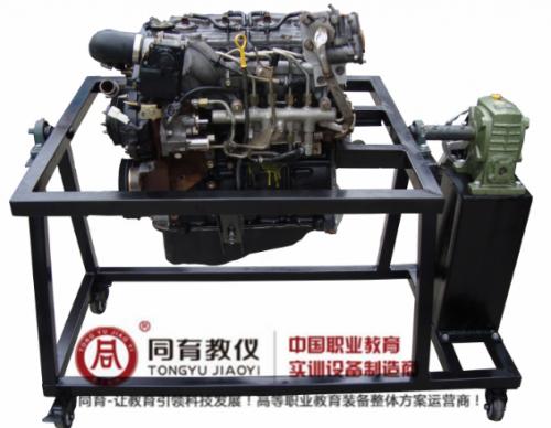 ATE-9132型 宝马730发动机拆装实训台