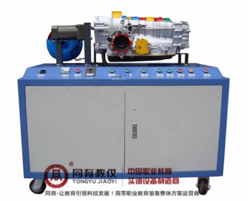 ATE-9235型 自动变速器气动解剖运行台