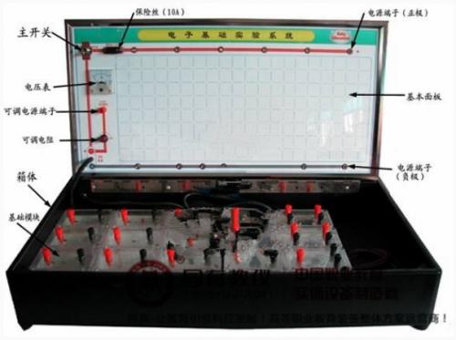 ATE-9364型 汽车电子学基础实验箱