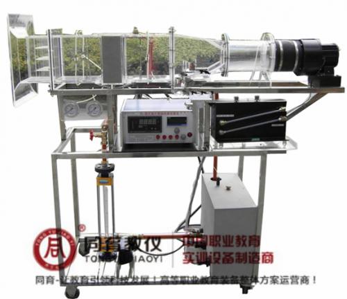 EATE-6041型 气—液式翅片管换热器实验台