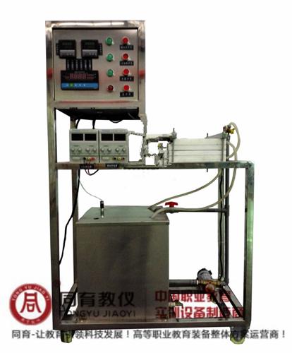 EATE-6046型 稳态平板法测定绝热材料导热系数实验台