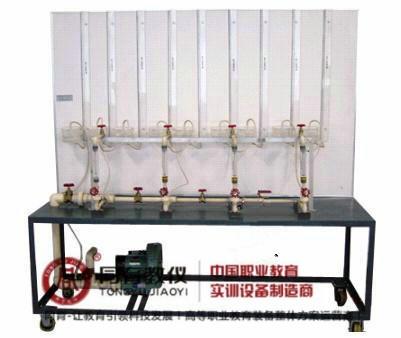 EATE-6050型 燃气管网水利工况实验台