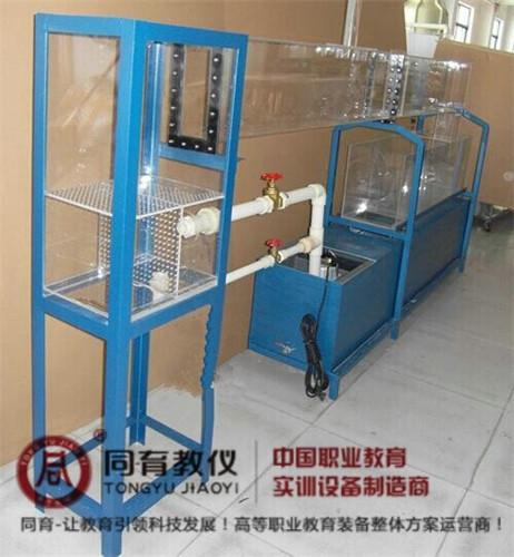 EAFM-140型 自循环明渠水力学多功能实验仪