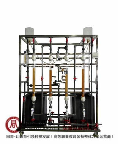 EAEE-7044型 离子交换软化及除盐实验装置