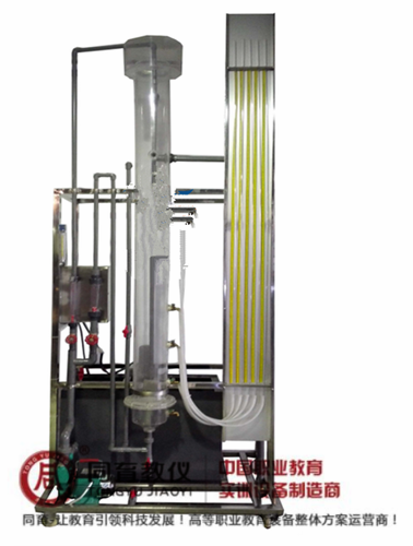 EAEE-7045型 过滤与反冲洗实验装置