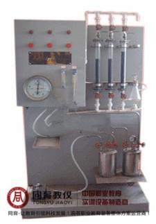 EAEE-7048型 有害气体吸附实验装置