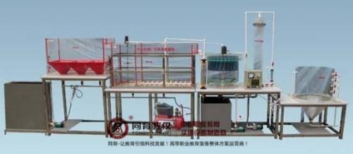 EAEE-7052型 污水处理厂立体布置模型