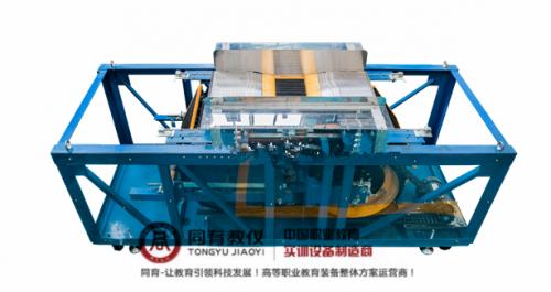 BAE-1027型 自动扶梯梯级拆装实训装置