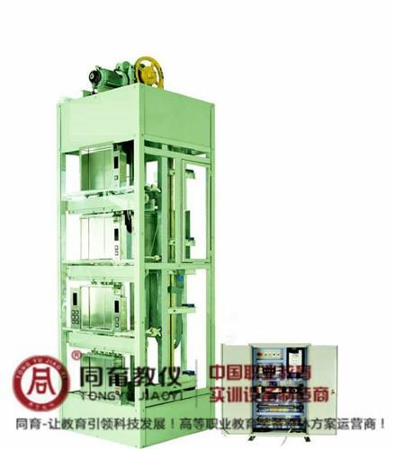 BAE-1031型 四层实物电梯实训考核设备