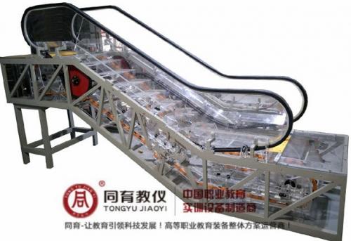 BAE-1036型 透明扶梯教学模型