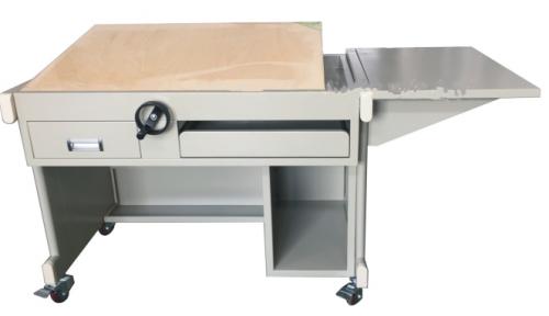 EDT-604型 全钢结构多功能电脑绘图桌
