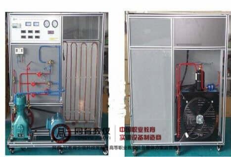 RHTE-3042型 可视化制冷性能测试培训装置