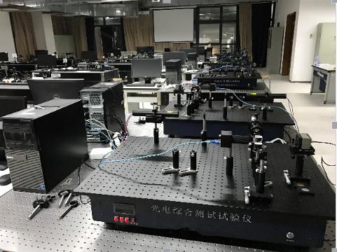 ITFS-2018型 光电综合测试实验仪
